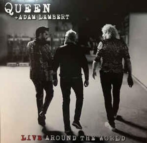 Queen + Adam Lambert – Live Around The World - 2LP *NEW*