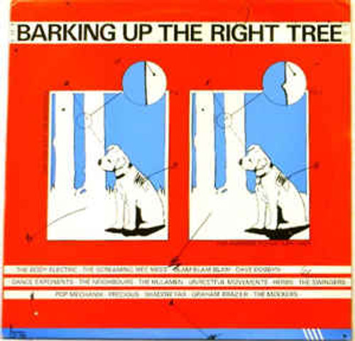 Barking Up The Right Tree - Various - LP *USED*