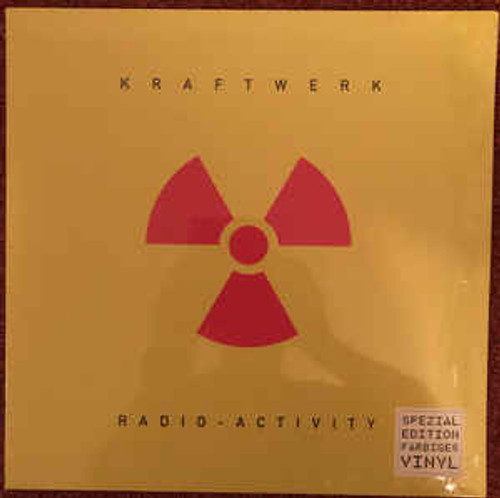Kraftwerk ‎– Radioactivity (Tranclucent Yellow vinyl) - LP *NEW*