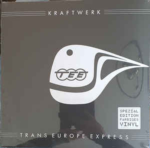 Kraftwerk ‎– Trans Europe Express (Clear Vinyl) - LP *NEW*