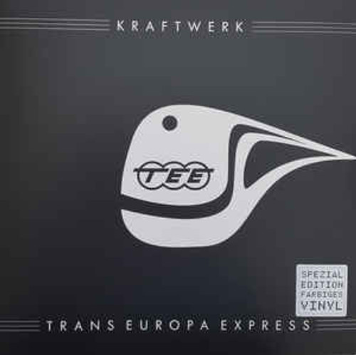 Kraftwerk – Trans Europa Express (Transparent Vinyl) - LP *NEW*