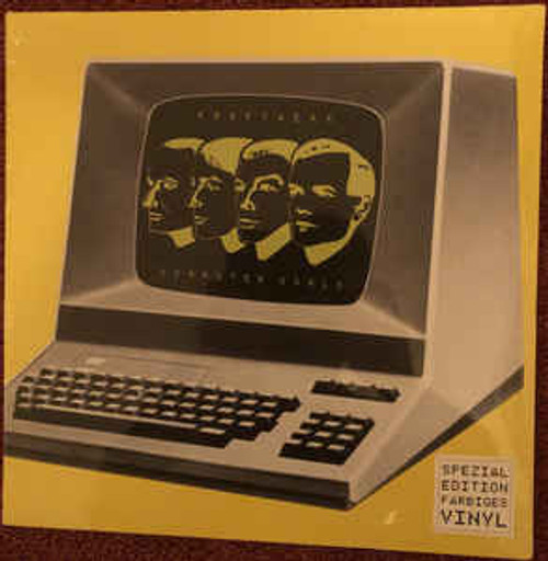 Kraftwerk ‎– Computerwelt (Translucent Yellow Vinyl) - LP *NEW*