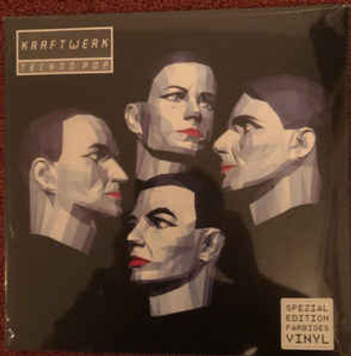 Kraftwerk ‎– Techno Pop (Clear Vinyl) - LP *NEW*