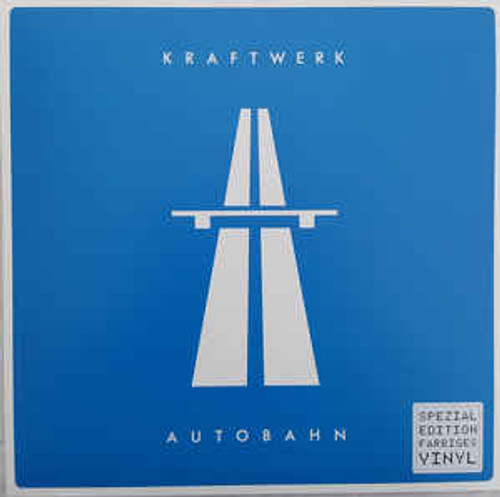 Kraftwerk ‎– Autobahn (Translucent Blue Vinyl) - LP *NEW*