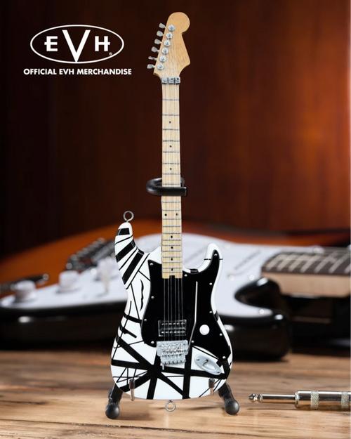 Axe Heaven: EVH B&W VH1 - (Eddie Van Halen) *NEW*