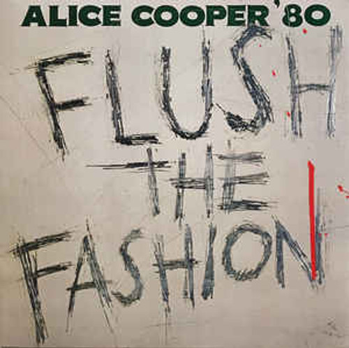 Alice Cooper (2) ‎– Flush The Fashion (Green Swirl Vinyl) - LP *NEW*