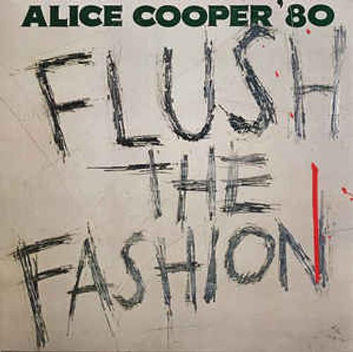 Alice Cooper (2) – Flush The Fashion (Green Swirl Vinyl) - LP *NEW*