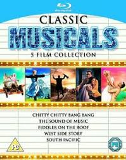 Classic Musicals Collection - 5BRD *NEW*