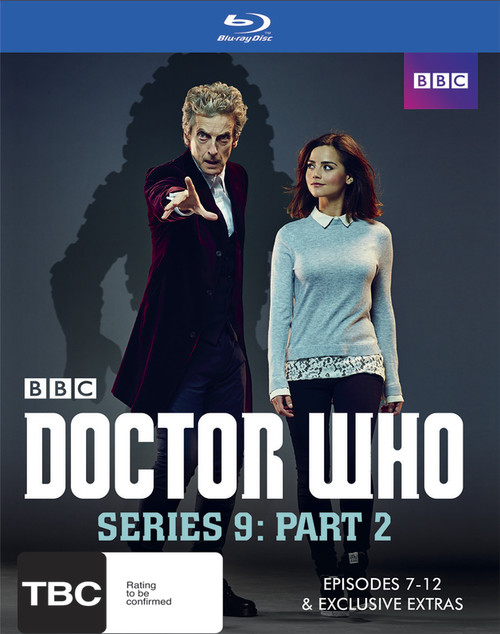 Doctor Who Series 9 (Part 2)- 2BRD *NEW*