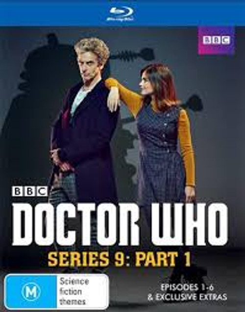 Doctor Who Series 9 (Part 1) - 2BRD *NEW*