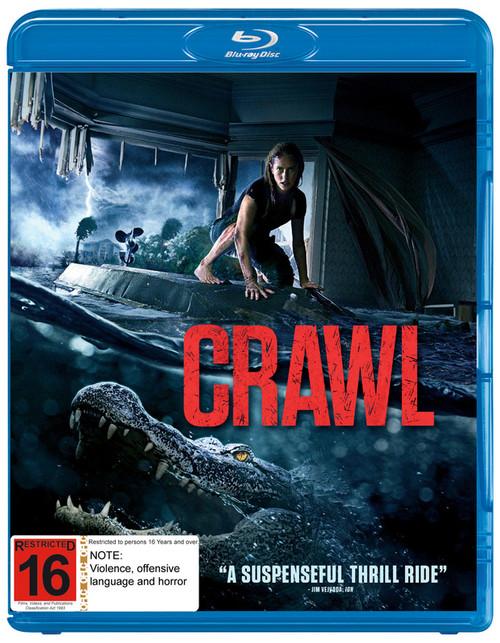 Crawl (2019) - BRD *NEW*