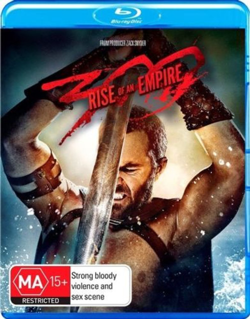 300 - Rise Of An Empire - BRD *NEW*