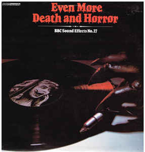 Mike Harding (3) – Even More Death And Horror (NZ) - LP *USED*