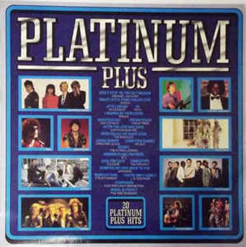 20 Platinum Plus Hits - Variouis (NZ) - LP *USED*