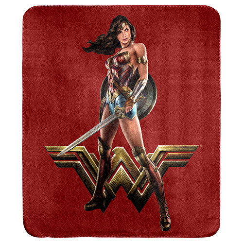 Wonder Woman Throw Rug *NEW*