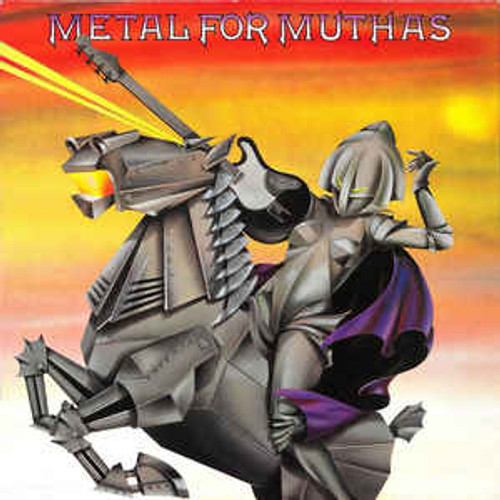 Metal For Muthas - Various (NZ) - LP *USED*