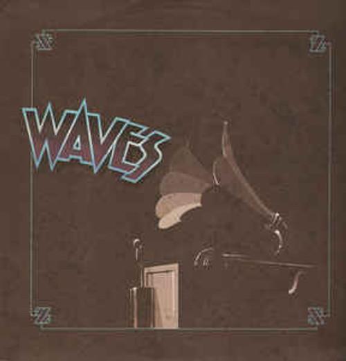 Waves (4) – Waves (NZ) - LP *USED*
