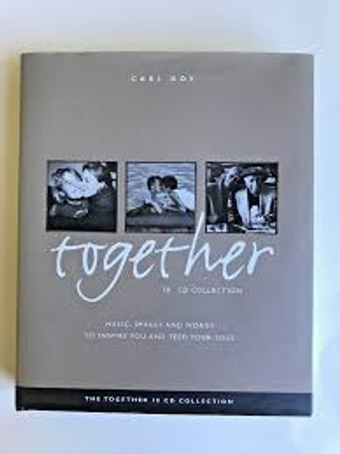 Carl Doy - Together - 10CD/BOOK *USED*