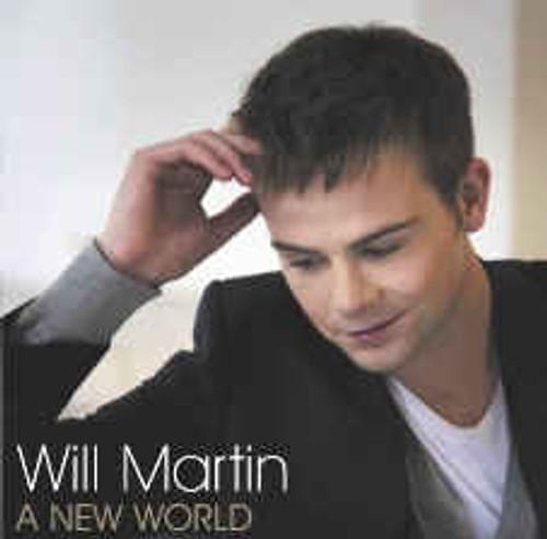 Will Martin – A New World - CD *NEW*