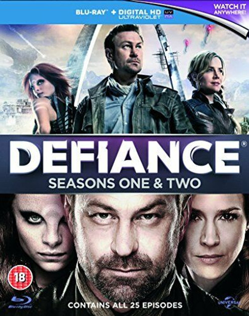 Defiance Season 1 - 2 - 7BRD *NEW*