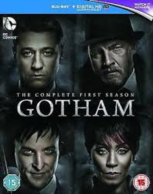 Gotham Complete First Season One - 4BRD *NEW*
