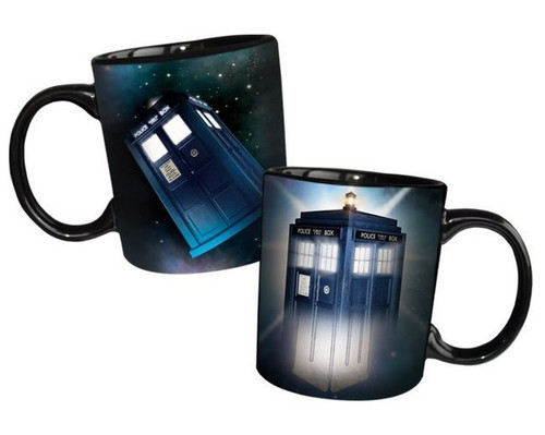 Doctor Who - Disappearing Tardis Mug *NEW*