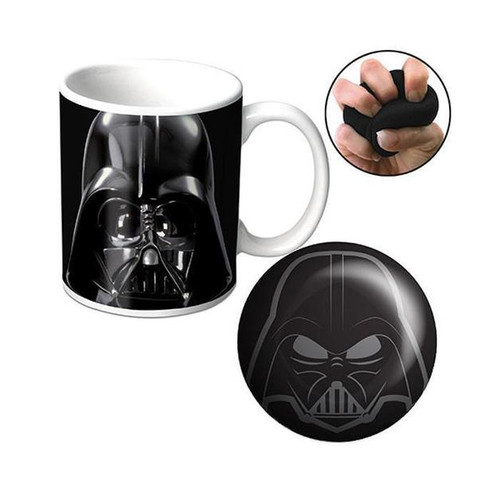 Star Wars: Darth Vader Mug And Stressball Gift Set *NEW*