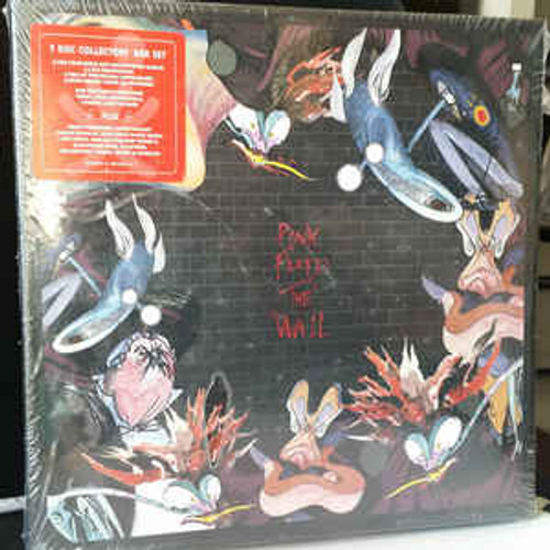 Pink Floyd ‎– The Wall -  Immersion Box Set - 7CD *NEW*