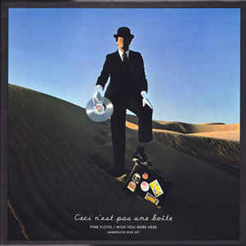 Pink Floyd ‎– Wish You Were Here - Immersion Box Set - 5CD *NEW*