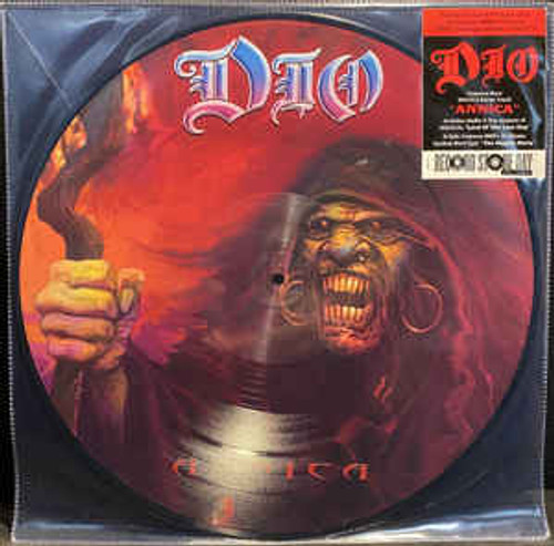 Dio (2) – Annica (Picture Disc) - EP *NEW* RSD 2020