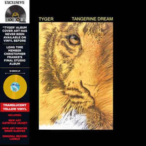 Tangerine Dream – Tyger (transparent yellow vinyl) - LP *NEW* RSD 2020
