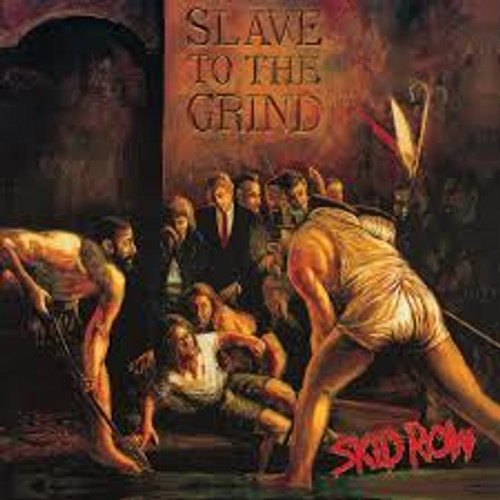 Skid Row - Slave To The Grind (Expanded) (Red Vinyl) - LP *NEW*(RSD 2020)