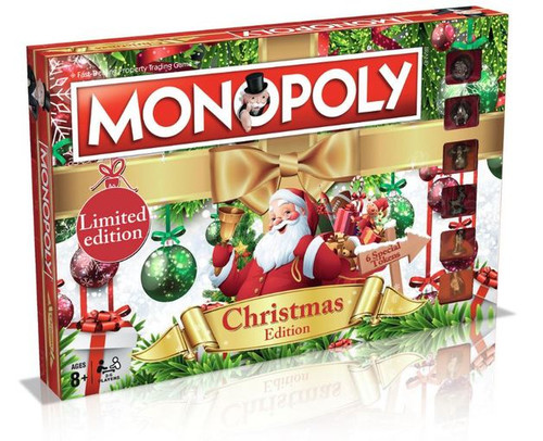 Monopoly Christmas Edition Limited Edition *NEW*