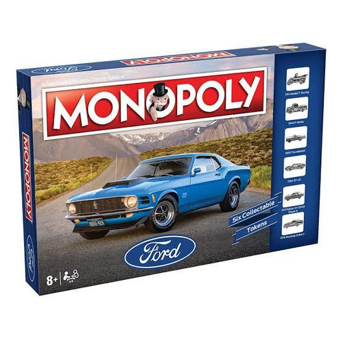 Monopoly Ford 100th Anniversary Collector's Edition *NEW*