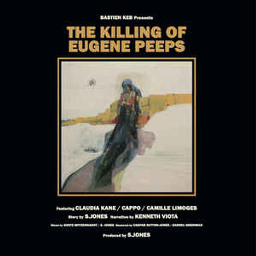 Bastien Keb - Killing Of Eugene Peeps - LP *NEW*