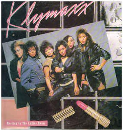 Klymaxx – Meeting In The Ladies Room (NZ) - LP *USED*