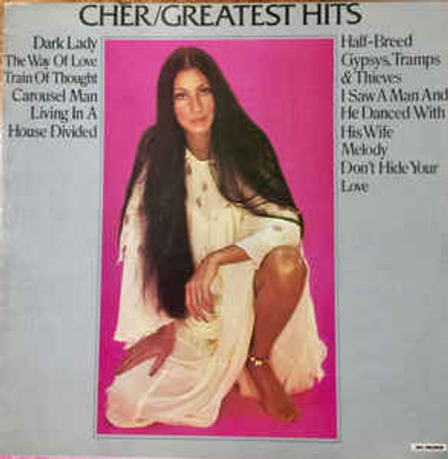 Chér* – Greatest Hits (NZ) - LP *USED*