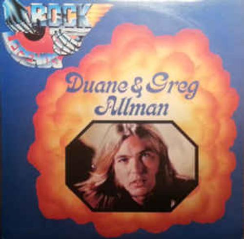 Duane & Greg Allman – Duane & Greg Allman (AU0 - LP *USED*