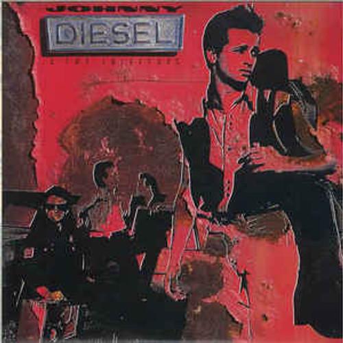 Johnny Diesel & The Injectors – Johnny Diesel & The Injectors (AU) - LP *USED*