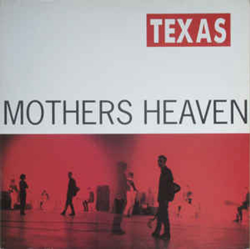 Texas ‎– Mothers Heaven (NETHERLANDS) - LP *USED*