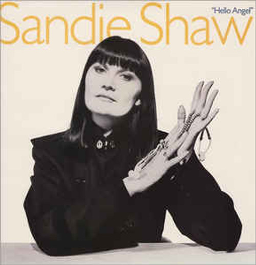 Sandie Shaw ‎– Hello Angel (AU) - LP *USED*