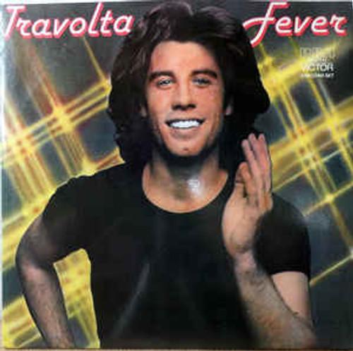 John Travolta – Travolta Fever (NZ) - 2LP *USED*