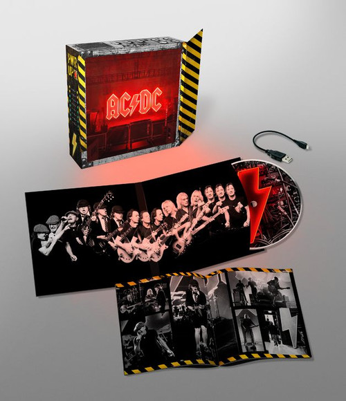 AC/DC - PWR/UP (Limited Edition Lightbox Deluxe - CD *NEW*