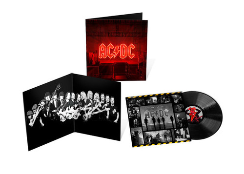 AC/DC - PWR/UP - LP *NEW*