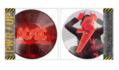 PWR/UP (Limited Edition Picture Disc) - LP *NEW*