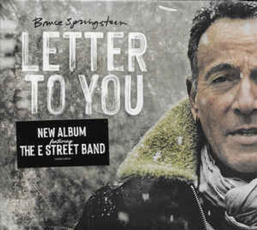 Bruce Springsteen – Letter To You - CD *NEW*