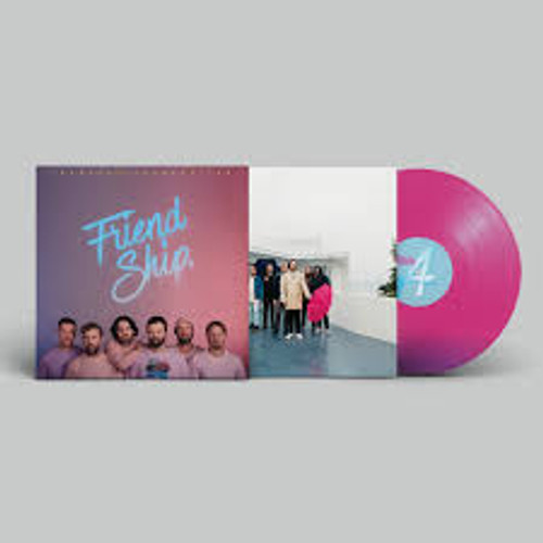 The Phoenix Foundation - Friend Ship (Transparent Pink Vinyl) - LP *NEW*