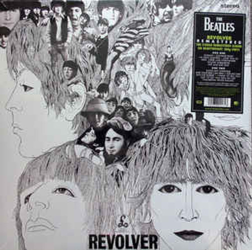 The Beatles ‎– Revolver (US) - LP *USED*