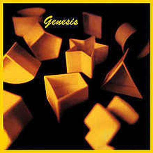 Genesis – Genesis (NZ) - LP *USED*