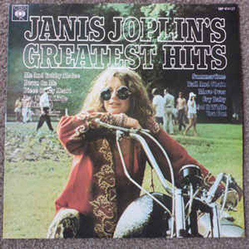 Janis Joplin – Janis Joplin's Greatest Hits (NZ) - LP *USED*